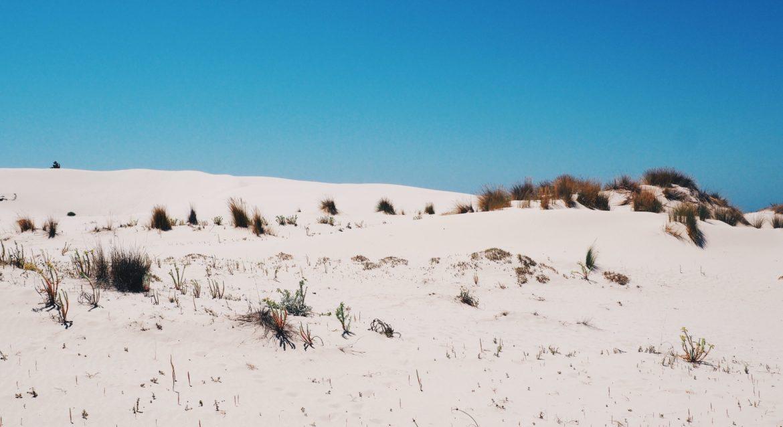 Spiagge delle Dune en Cerdeña