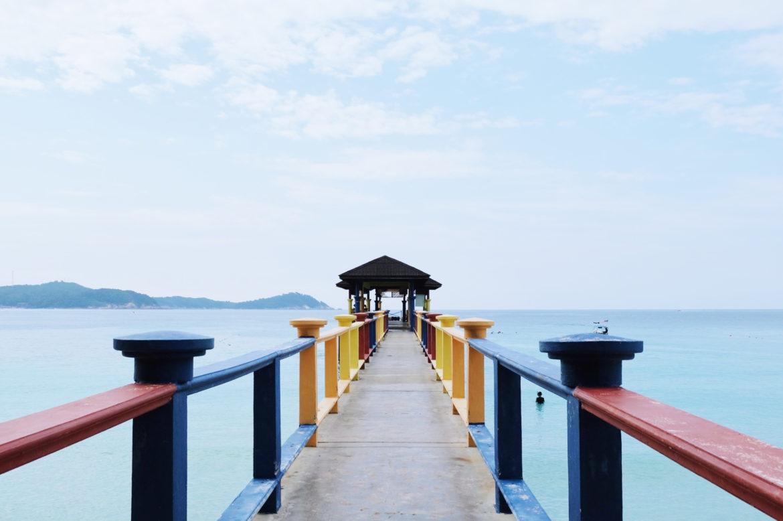 Muelle de Perhentian Island Resort