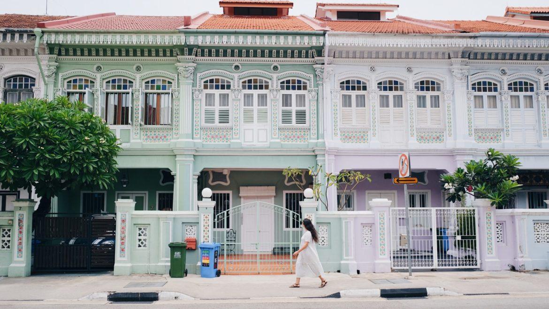 Singapur Shophouses