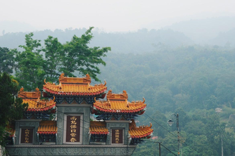 Templo de Kek Lok Si
