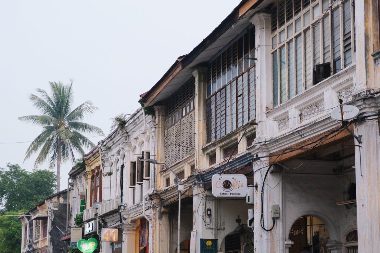 George Town, en Penang (Malasia)