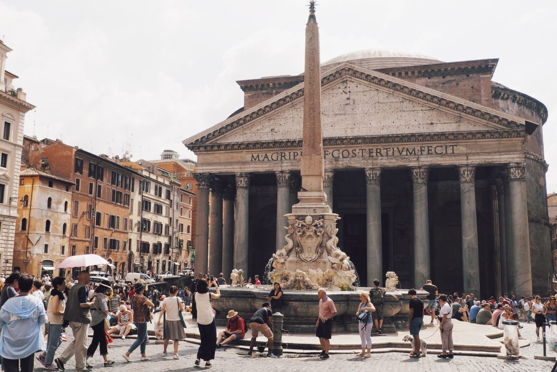 Plaza de la Rotonda, Roma