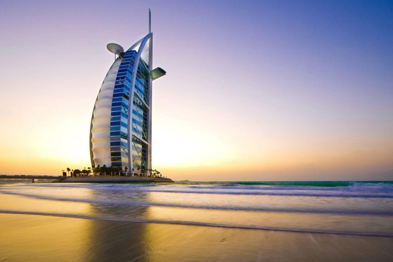 Burj Al Arab en Dubái